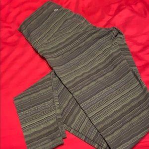 Full length lululemon leggings sz 4